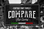 Compare  Font Family