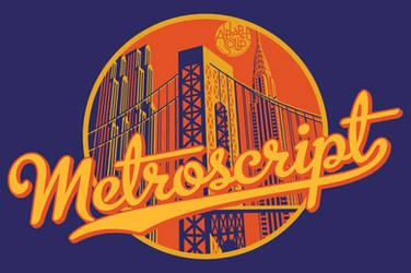 Metroscript by creativework247