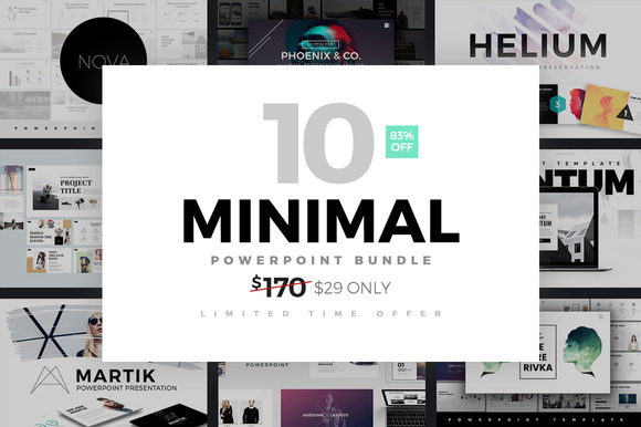 Minimal powerpoint template bundle by creativework247 on deviantart minimal powerpoint template bundle by creativework247 toneelgroepblik Gallery