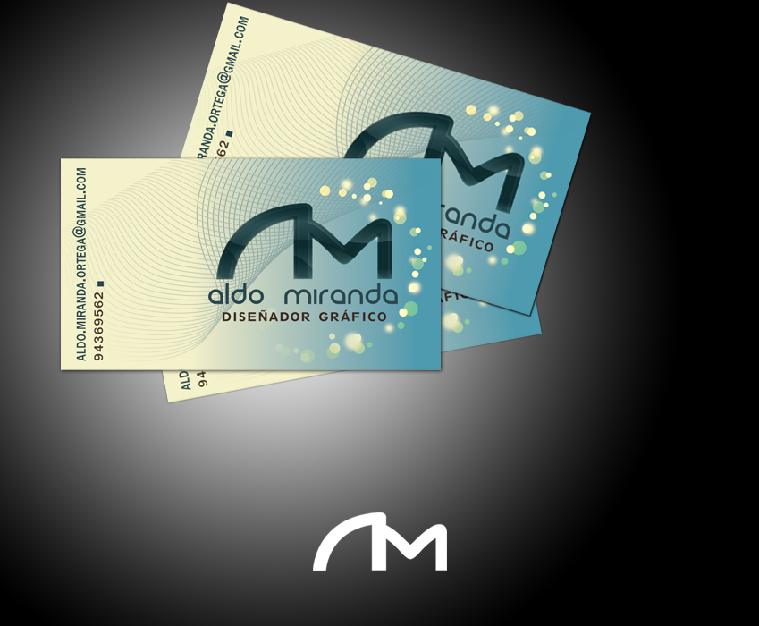 Personal card and new Logo by euronymus