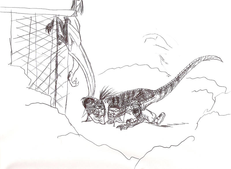 raptor_attack_by_cryptidsaurian.jpg
