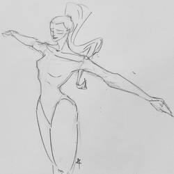 Just a ballerina