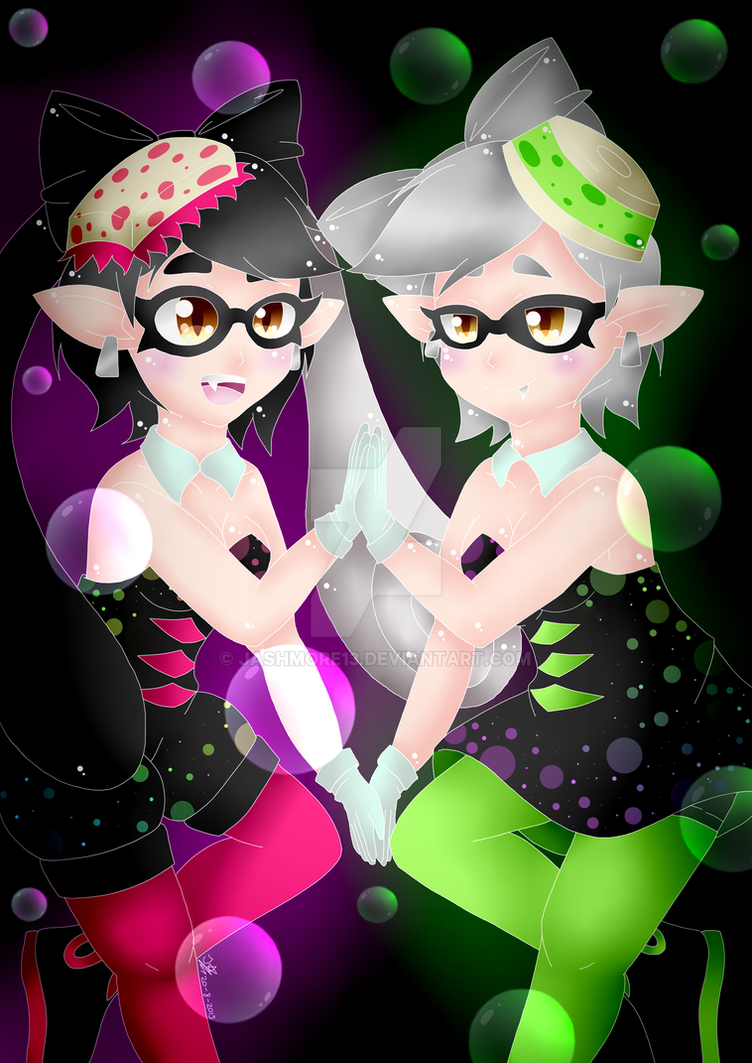 Squid sister by Jashmore13