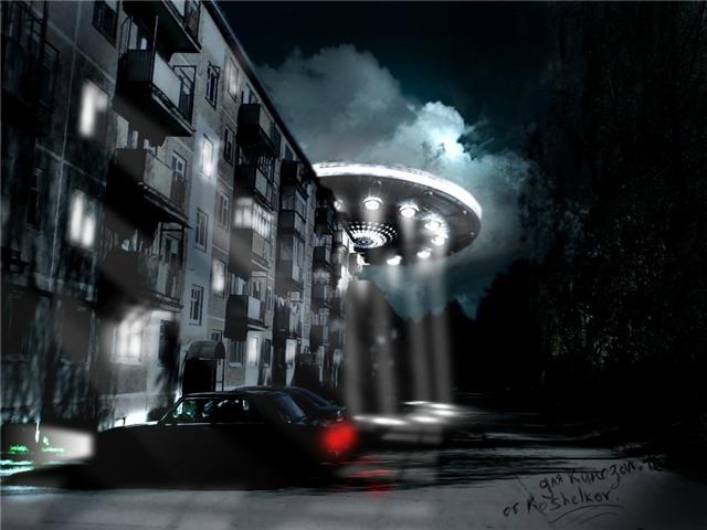 ufo by koshelkov d3c70cu