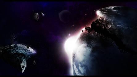 Planet Earth by Koshelkov
