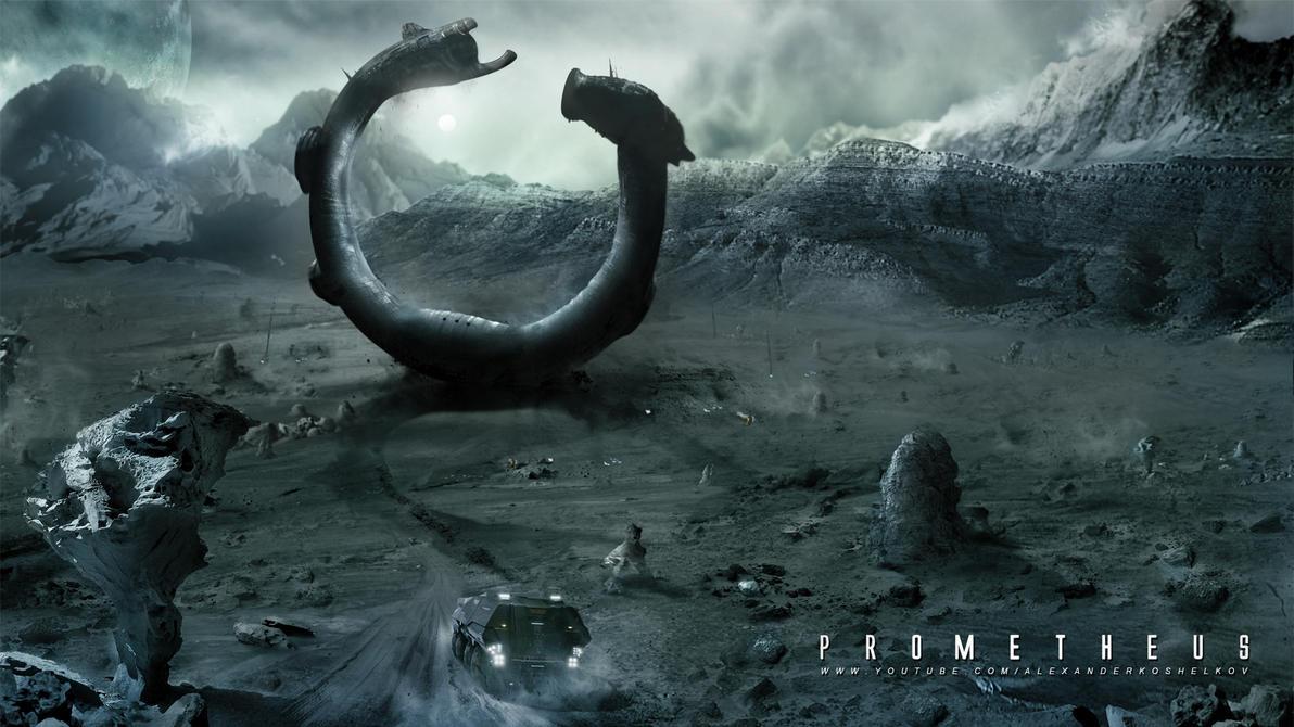 Prometheus by Koshelkov