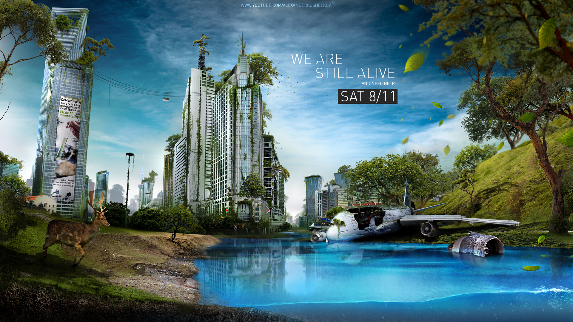 We Are Still Alive by Koshelkov