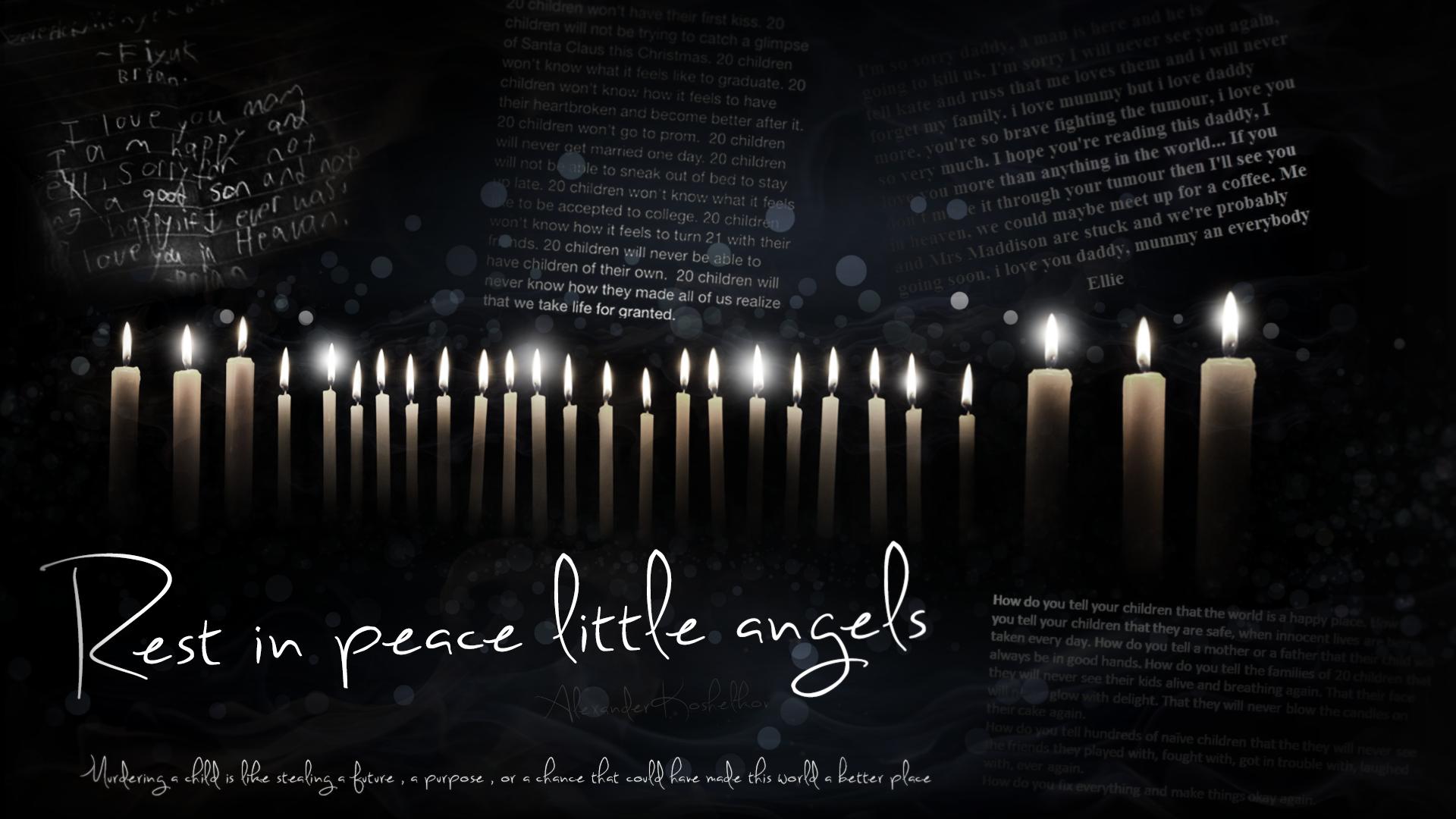 Rest In Peace Little Angels By Koshelkov On DeviantArt