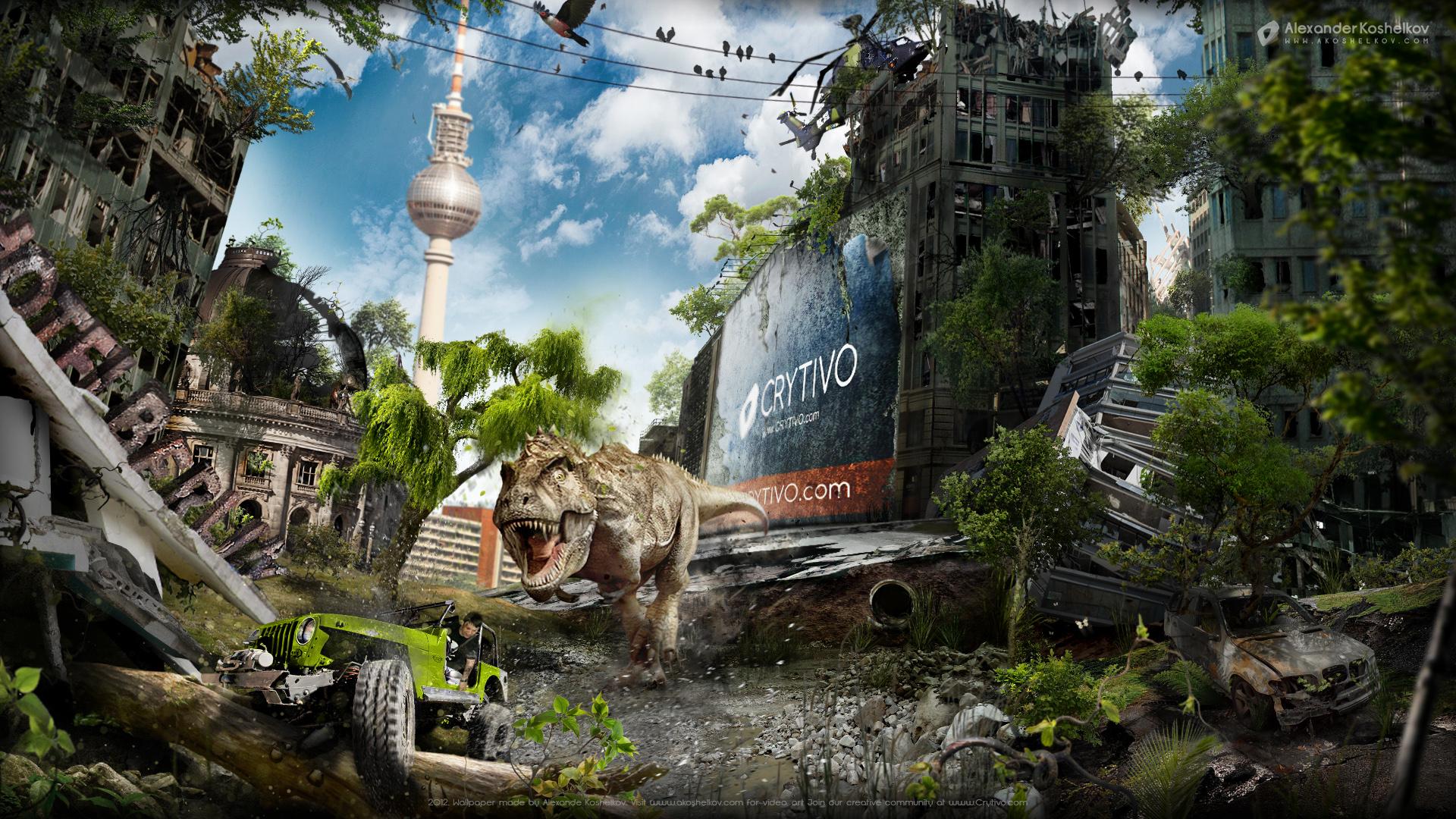Welcome To Berlin by Koshelkov
