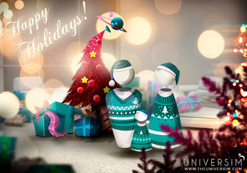 Happy Holidays From Crytivo Games