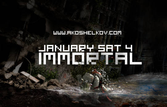 IMMORTAL | Video Coming January 4th