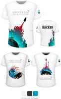 The Universim T-Shirt Design