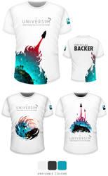 The Universim T-Shirt Design by Koshelkov