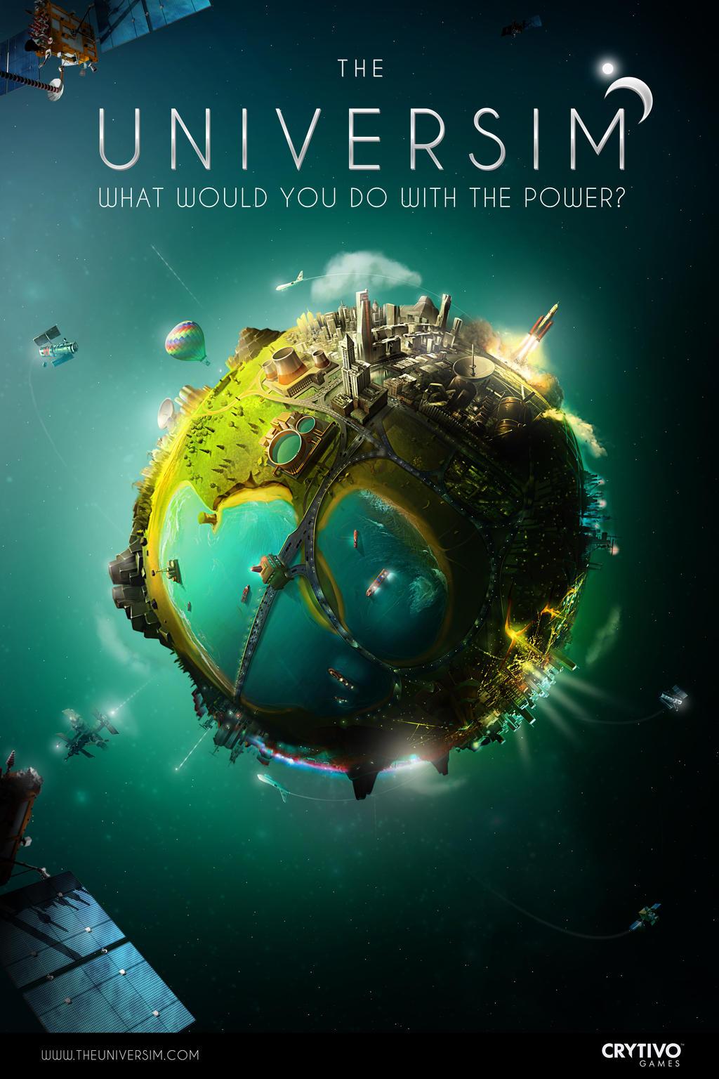 The-Universim-Final-Poster by Koshelkov