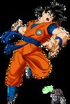 Goku - SDBH Universe Mission Render
