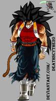 Kanba The Evil Saiyajin
