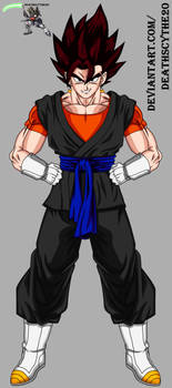 Vegetto SDBH Universe Mission