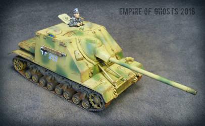 1/56 Jagdpanzer IV Alkett conversion by EmpireOfGhosts