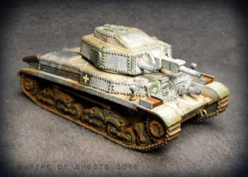 1/56 Hungarian Turan II by EmpireOfGhosts