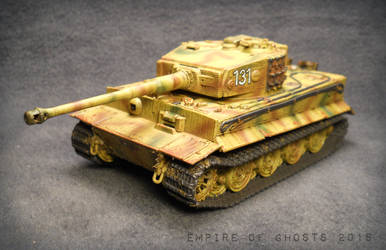 1/56 Hungarian Tiger IE by EmpireOfGhosts