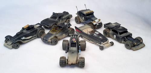 Gaslands Cars