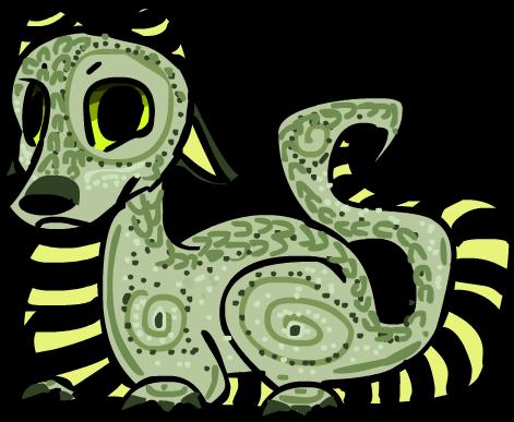 Dragontastic Doodle by ZorriFox