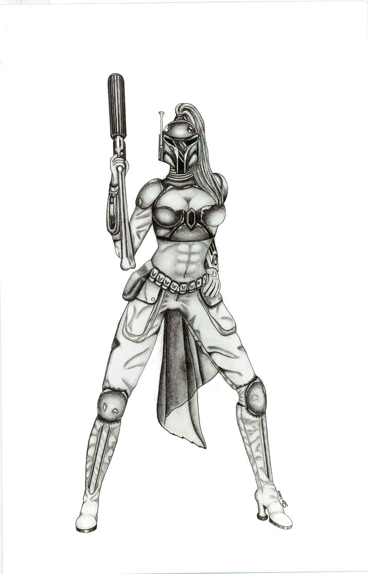female fett by in2thedarkside