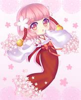 Sakura [Speedpaint] by Archix1