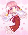 Sakura [Speedpaint]