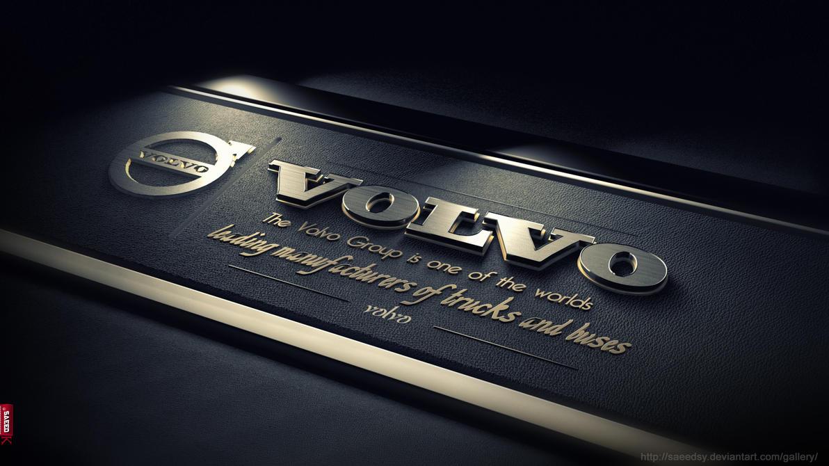 Volvo Logo by saeedsy