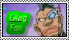 Gilag Stamp - Zexal II by KristianTheTiragon