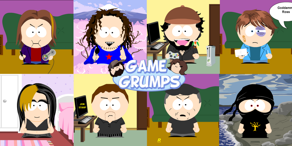 It Game Grumps By Theshadowstone Deviantart – Wonderful