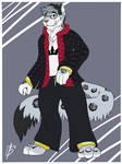 2018 DA ID - Snow Leopard Fursona