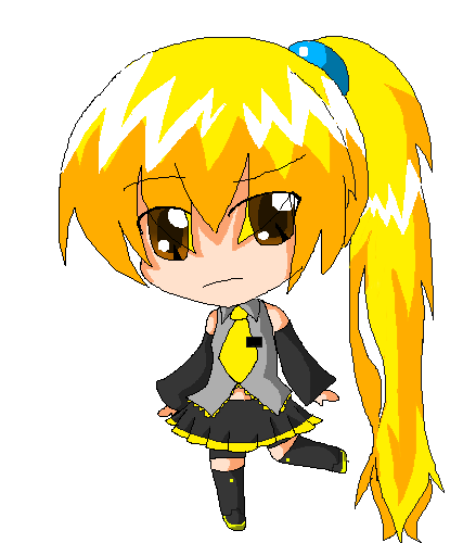 neru vocaloid chibi wwwimgkidcom the image kid has it