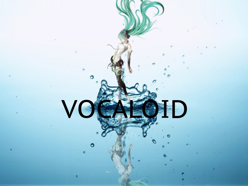 Vocaloid Hatsune Miku Append by TiddlerTwiddles
