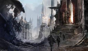 Derelict City (part 4)