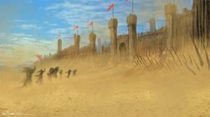 The desert kingdom by RobbieMcSweeney