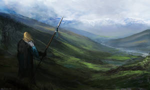The highlands by RobbieMcSweeney