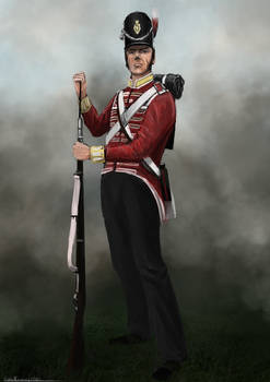 44th Regiment of Foot 1815 (rough)