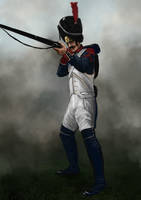 French Grenadier by RobbieMcSweeney