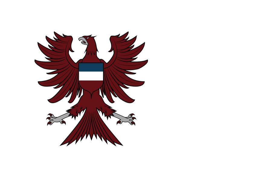 1st Flag Design by RobbieMcSweeney