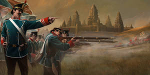 Fantasy Battle! by RobbieMcSweeney