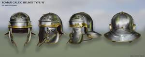 Roman Gallic Helmet Type 'H'