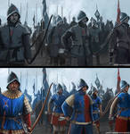 Bolton archers study