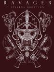 Starlord Viking T-shirt Design