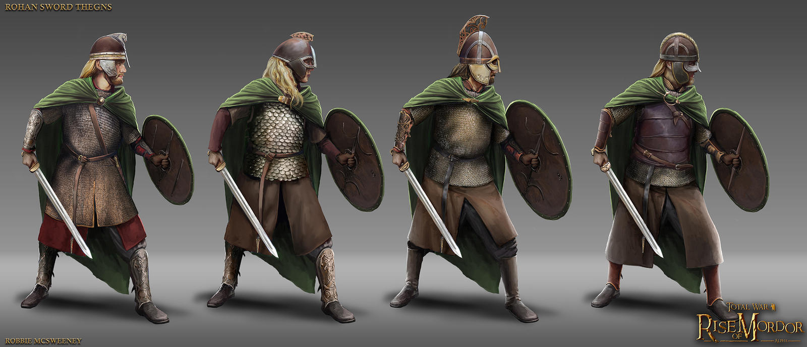 Rohan sword thegns by robbiemcsweeney on deviantart for Rohan design