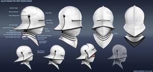 First Order Knight Sallet