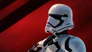 First Order Stormtrooper Study 2