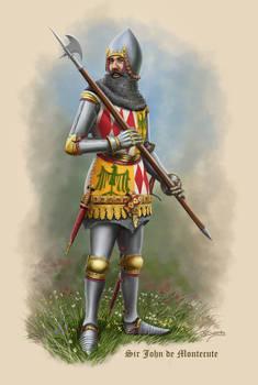 Sir John de Montecute