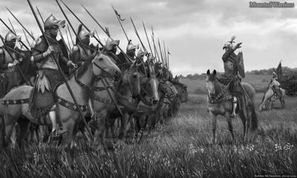 Verdonian Mounted Warriors - Tyrannoc Series